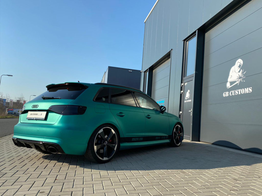 Audi RS3 GB Customs