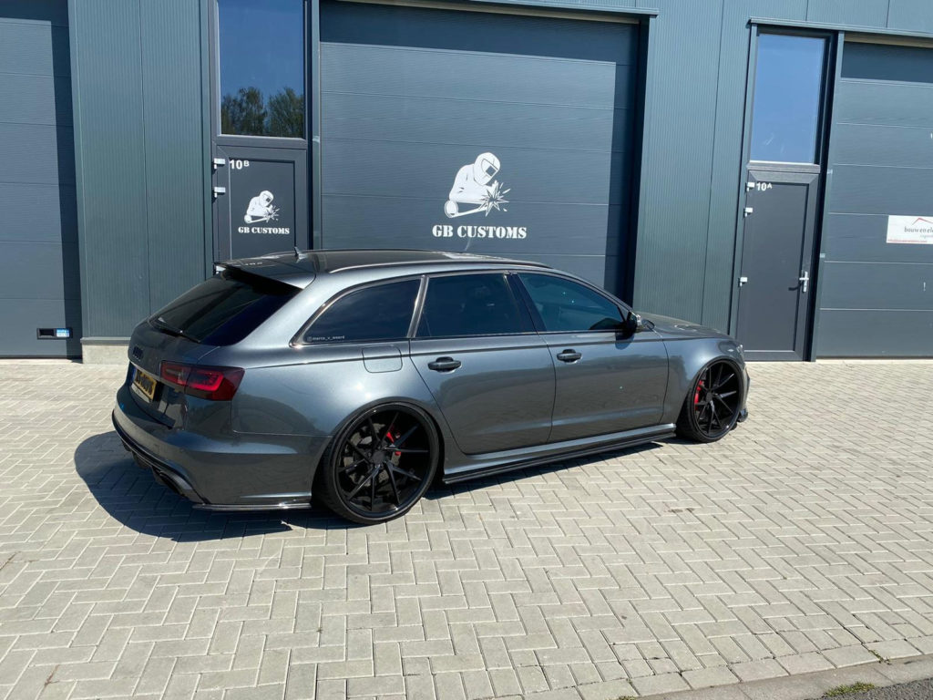 Audi RS6 GB Customs